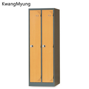 km steel locker(Beech Combi)-2인용