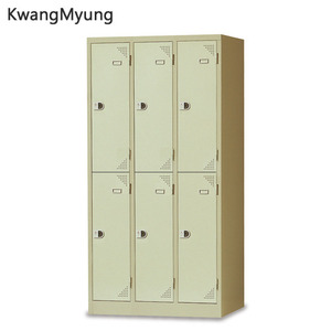 km steel locker(Basy)-6인용