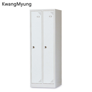 km steel locker(Grey)-2인용
