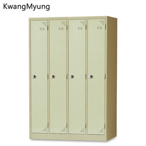 km steel locker(Basy)-4인용
